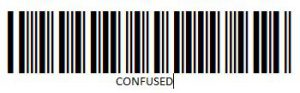 Barcode Confusion