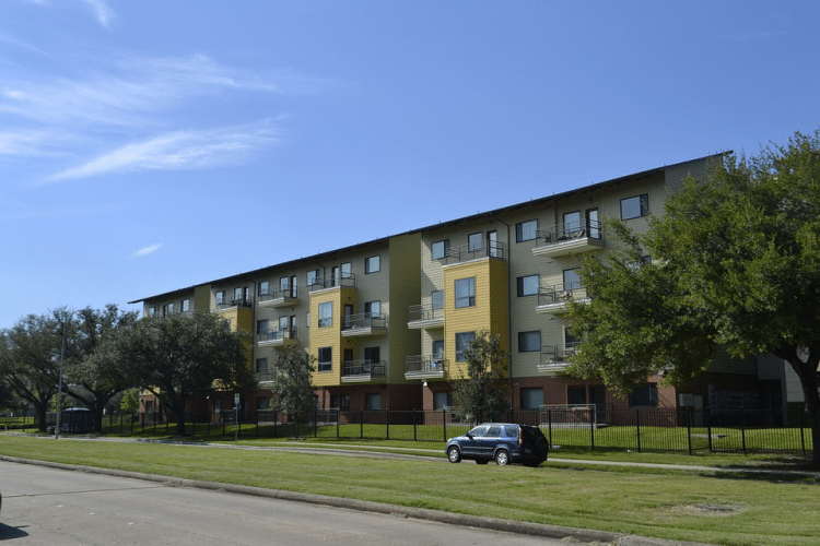 package handling for apartments